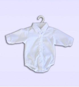 Bodo-koszule długi rękaw białe