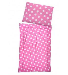 Kołdra + poduszka do łóżeczka