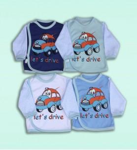 Koszulka niemowlęca - Kolekcja Auto