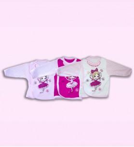Koszulka niemowlęca - Kolekcja Baletnica
