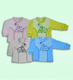 Koszulka zapinana na ramieniu Kolekcja Dragon
