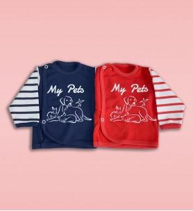 Koszulka niemowlęca Kolekcja My Pets