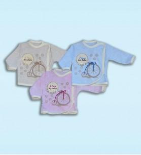 Koszulka niemowleca  Kolekcja Retro Bike