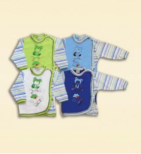 Koszulka niemowleca  Kolekcja Smile Boy