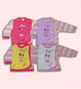 Koszulka niemowleca  Kolekcja Smile Girl