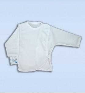Koszulka niemowlęca biała