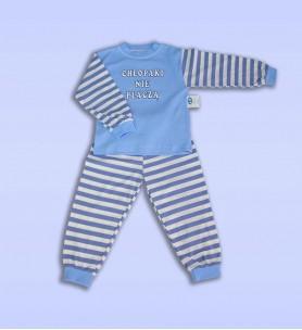Piżamka dziecięca Chłopaki 110 - 122 cm