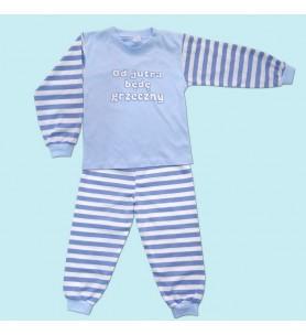 Piżamka dziecięca Grzeczny 110 - 122 cm
