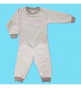 Piżamka dziecięca Przystojniak  92 - 122 cm