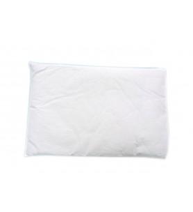 Poduszka płaska 60x40 cm biała