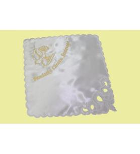 Szatka do chrztu Gołąb Złoty