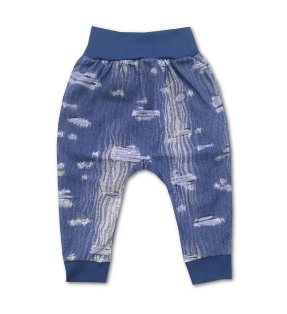 Półspiochy typu spodenki do body Jeans